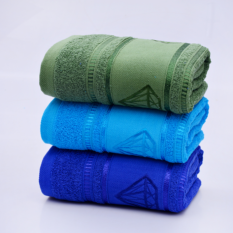 Wholesale Customize High Quality Pure Towel Printed Logo Colorful Microfiber Beach Bath Towel